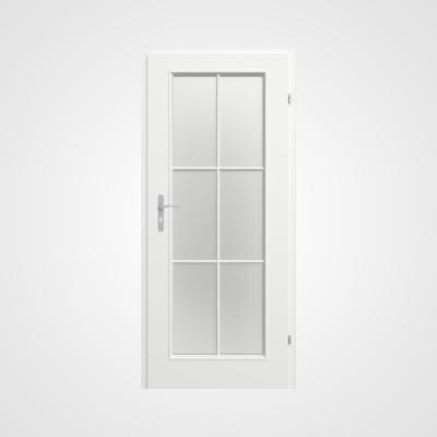 Ușă de interior albă Morano Model 2.5