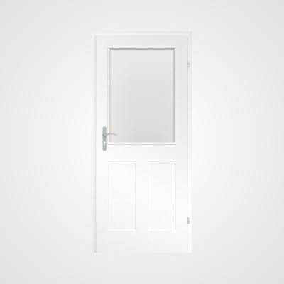 Ușă de interior albă Morano Model 3.3