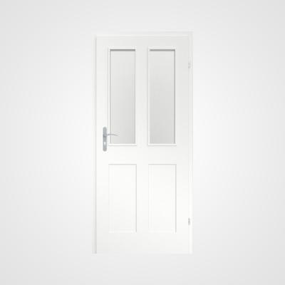 Ușă de interior albă Morano Model 4.2