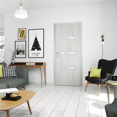 Ușă de interior Frasin Norvegian Century 3