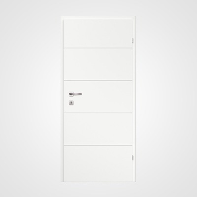 Ușă de interior albă Linea Model 1.1