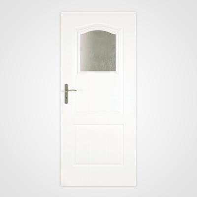 Ușă de interior albă Clasic 1/3