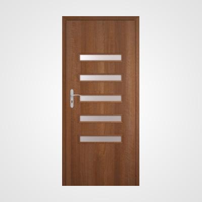 Ușă de interior nuc Century 6
