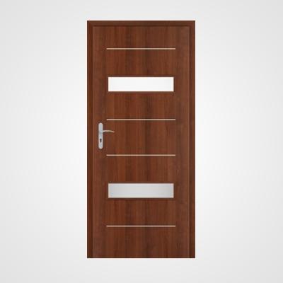 Ușă de interior nuc cpl Tetyda 4