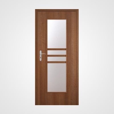 Ușă de interior nuc Demeter 2