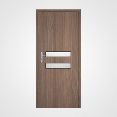 Ușă de interior frasin grafit Asteria R 3