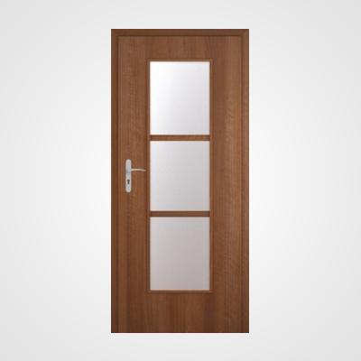 Ușă de interior nuc Demeter 3