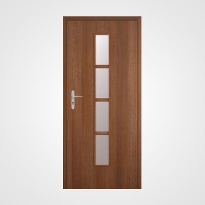 Ușă de interior nuc Demeter 4
