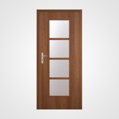 Ușă de interior nuc Demeter 5
