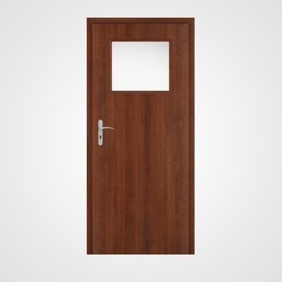Ușă de interior nuc cpl Natura HR 2