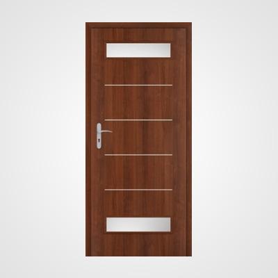 Ușă de interior nuc cpl Tetyda 3