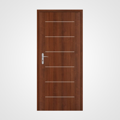 Ușă de interior nuc cpl Tetyda 5