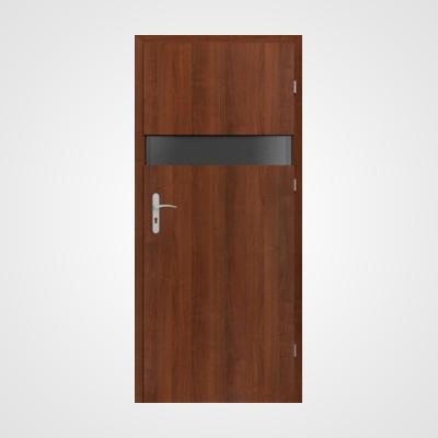 Ușă de interior nuc cpl Visio 1