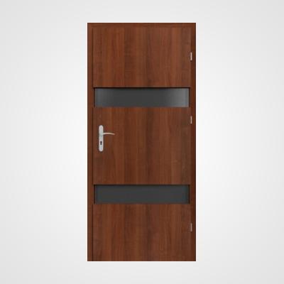Ușă de interior nuc cpl Visio 2