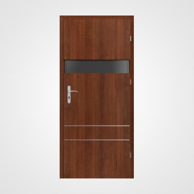 Ușă de interior nuc cpl Visio 3