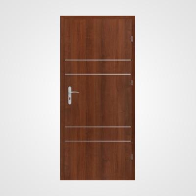 Ușă de interior nuc cpl Visio 4