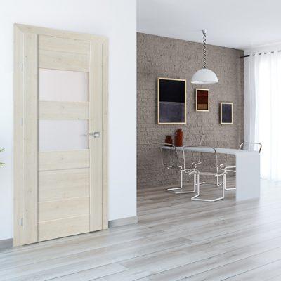 Ușă de interior Stejar San Remo Town 3