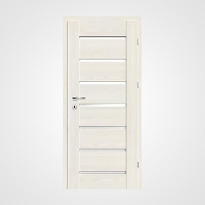 Ușă de interior Frasin Alb Greco 3
